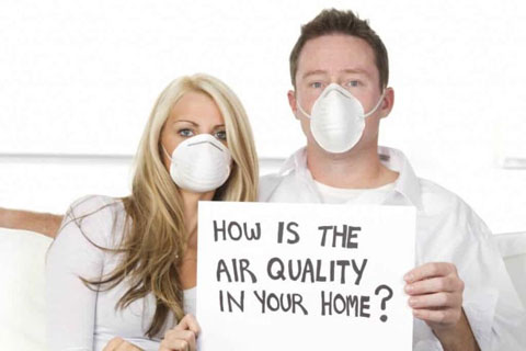 Are you breathing radon gas or toxic mold?
